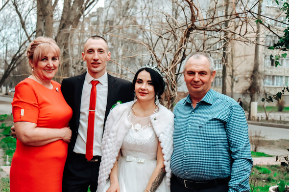 Свадьба Жени и Андрея  - фото №1