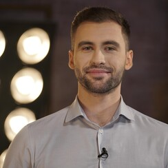 Арсен Цимбалюк - ведущий в Киеве - фото 3