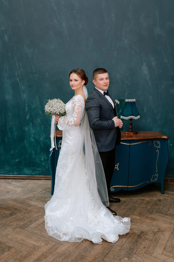 Наталья и Андрей - фото №33