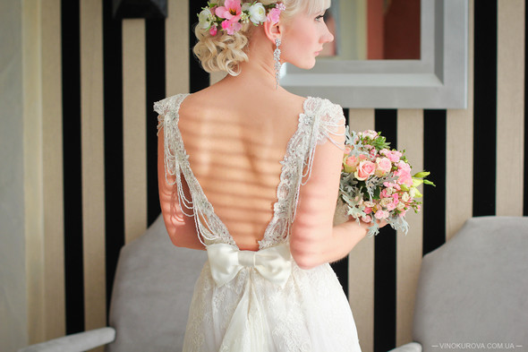 Кружевная свадьба - фото №6