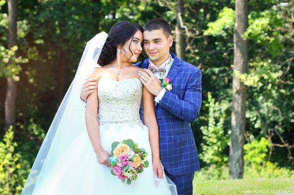 Свадьба Дарины и Максима в стиле Тиффани - фото №7