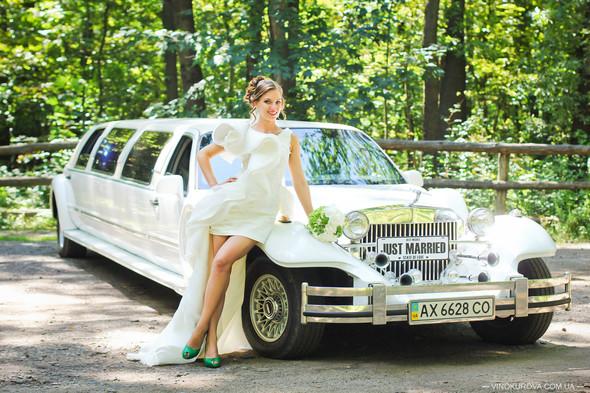 Свадьба Марины и Антона в стиле рустик - фото №22
