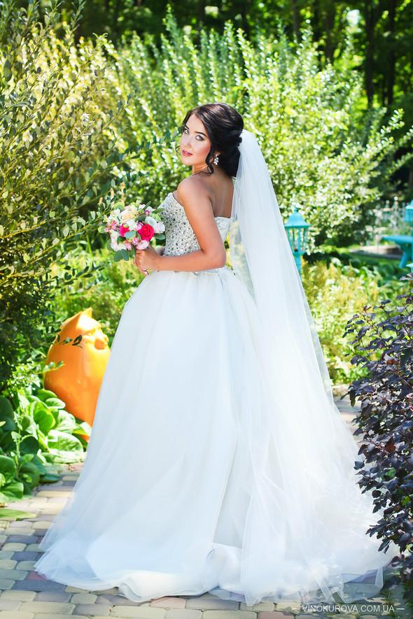 Свадьба Дарины и Максима в стиле Тиффани - фото №5