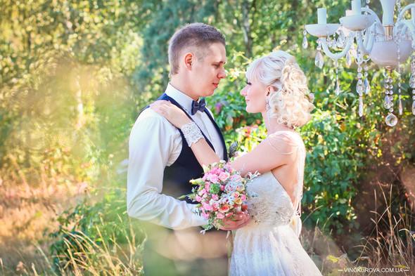 Кружевная свадьба - фото №14