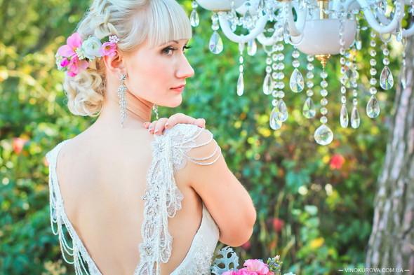 Кружевная свадьба - фото №15