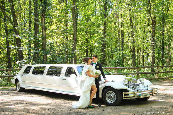 Свадьба Марины и Антона в стиле рустик - фото №19