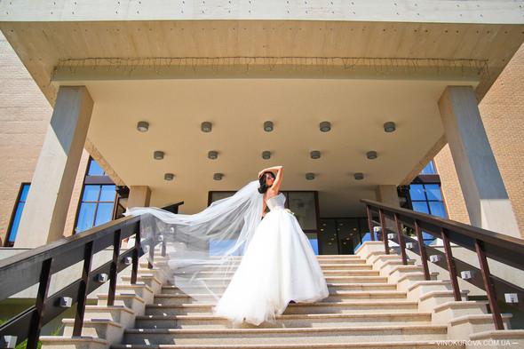 Свадьба Дарины и Максима в стиле Тиффани - фото №20
