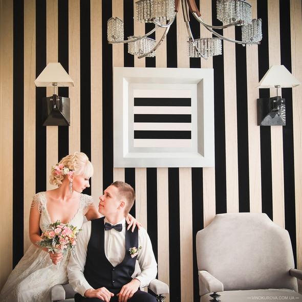 Кружевная свадьба - фото №5