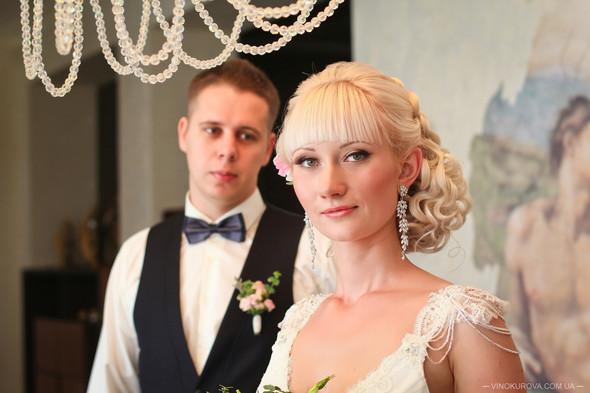 Кружевная свадьба - фото №11