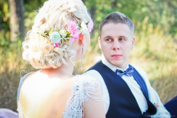 Кружевная свадьба - фото №16
