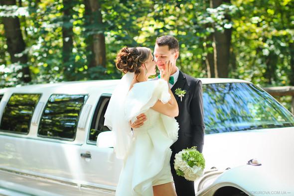 Свадьба Марины и Антона в стиле рустик - фото №21
