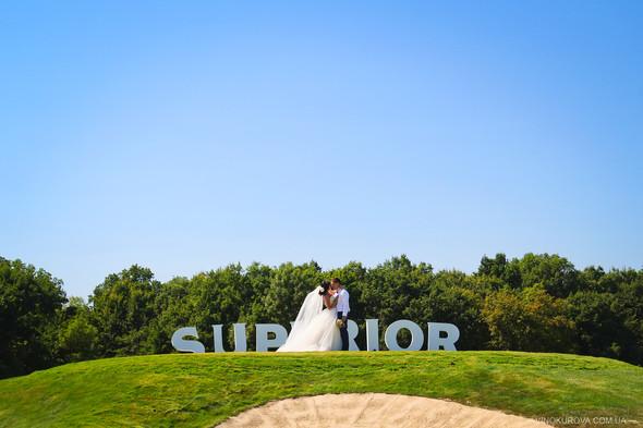 Свадьба Дарины и Максима в стиле Тиффани - фото №22