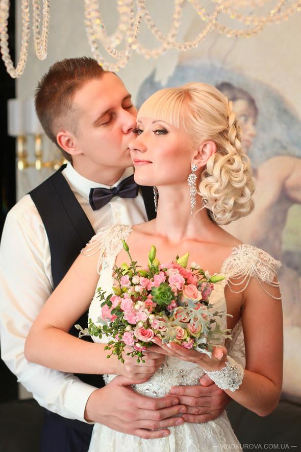 Кружевная свадьба - фото №9
