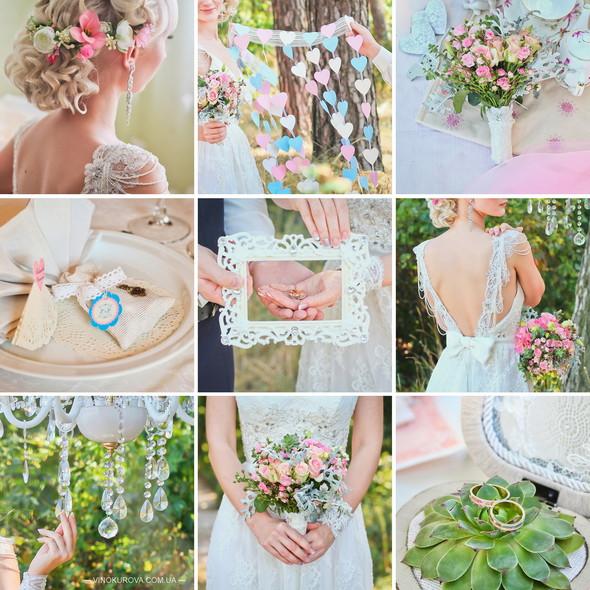 Кружевная свадьба - фото №1