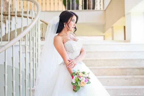 Свадьба Дарины и Максима в стиле Тиффани - фото №26