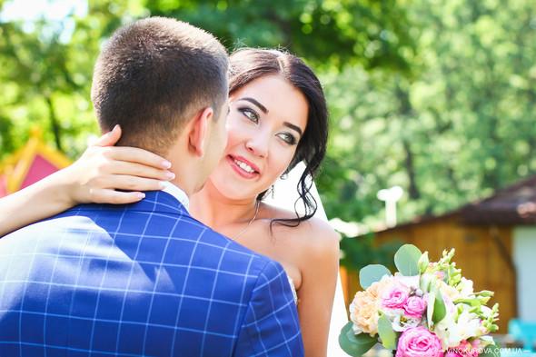 Свадьба Дарины и Максима в стиле Тиффани - фото №4