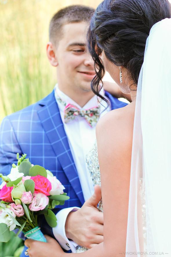 Свадьба Дарины и Максима в стиле Тиффани - фото №6