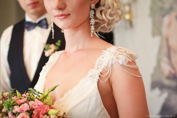 Кружевная свадьба - фото №10
