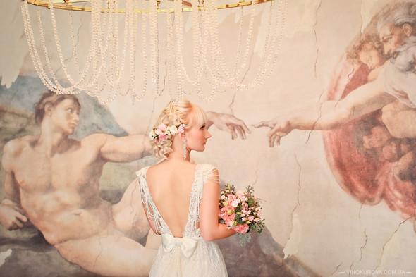 Кружевная свадьба - фото №8