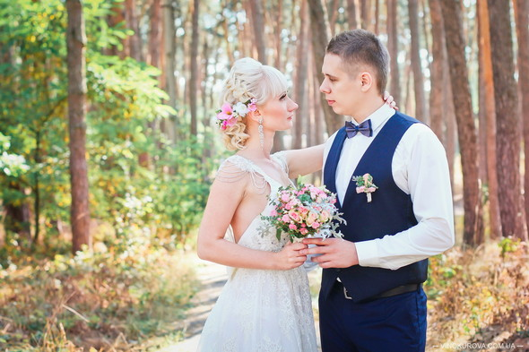 Кружевная свадьба - фото №18