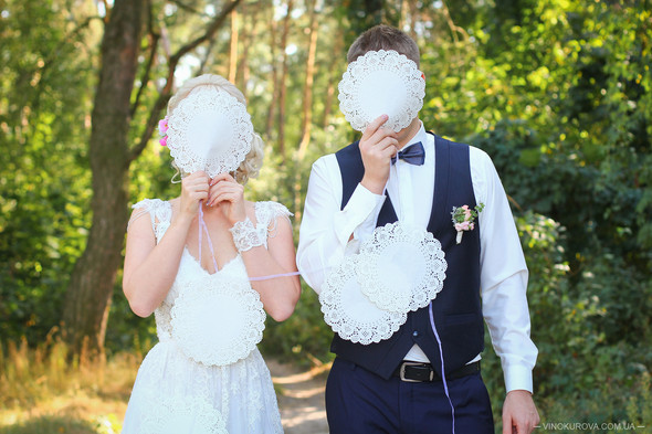 Кружевная свадьба - фото №19