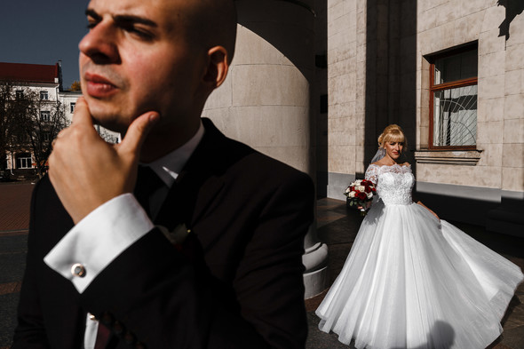 Дмитрий и Алина - фото №48