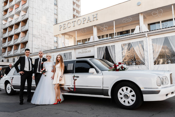 Дмитрий и Алина - фото №78