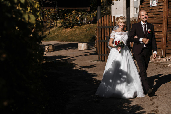 Дмитрий и Алина - фото №69