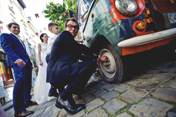 Свадьба Назара & Кати) - фото №13