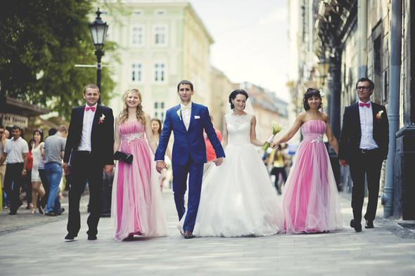 Свадьба Назара & Кати) - фото №16