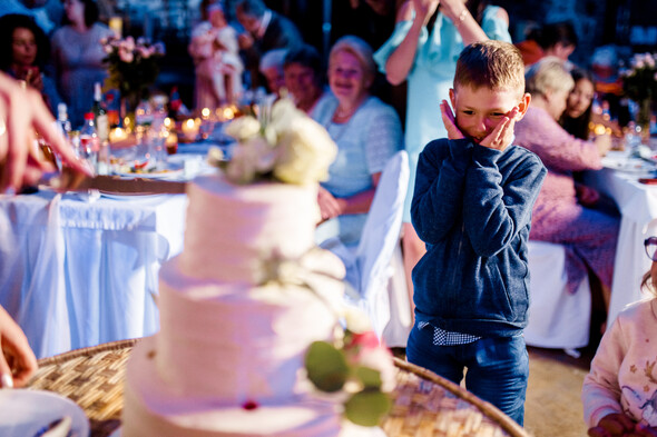 Свадьба в замке Радомысль - фото №115