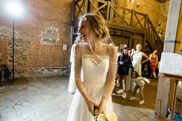 Свадьба в замке Радомысль - фото №119