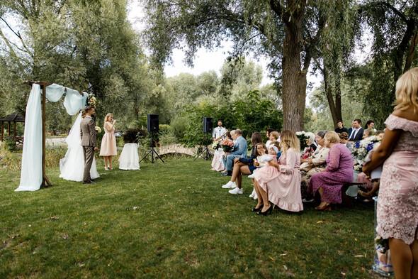 Свадьба в замке Радомысль - фото №20