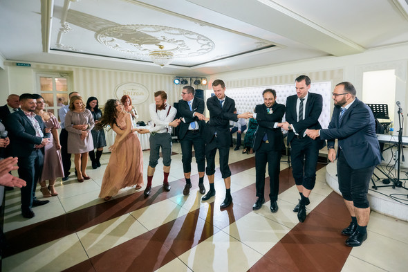 Свадьба Асаада и Елены - фото №99