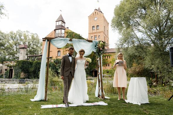 Свадьба в замке Радомысль - фото №21