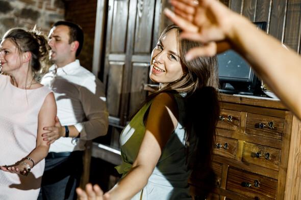 Свадьба в замке Радомысль - фото №83