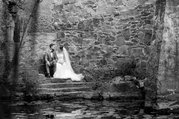 Свадьба в замке Радомысль - фото №42