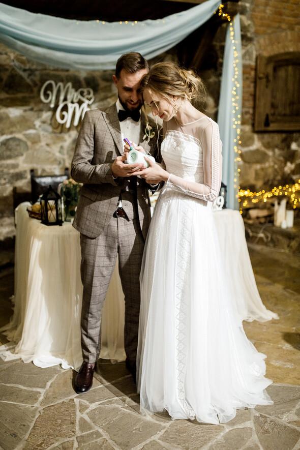 Свадьба в замке Радомысль - фото №72