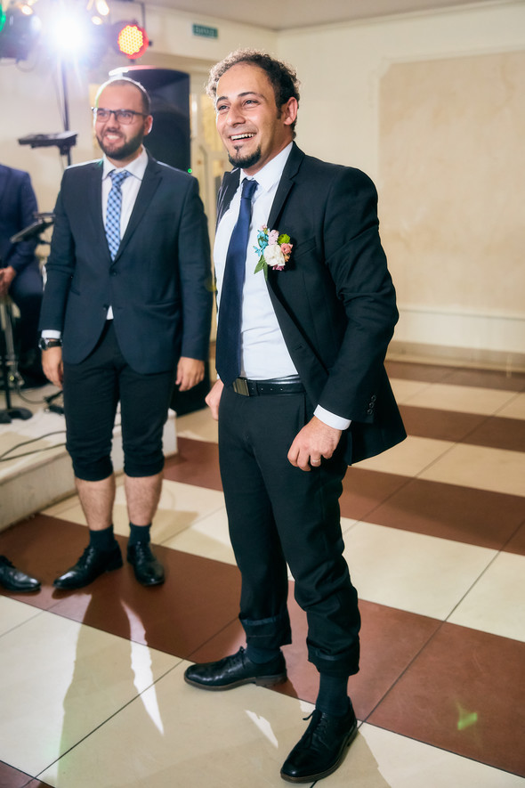 Свадьба Асаада и Елены - фото №98