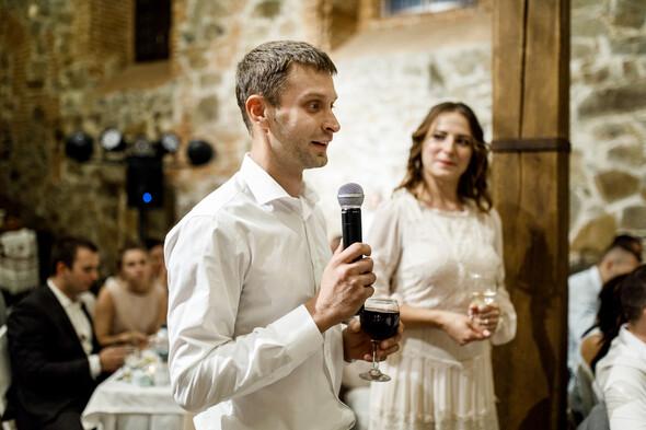 Свадьба в замке Радомысль - фото №122