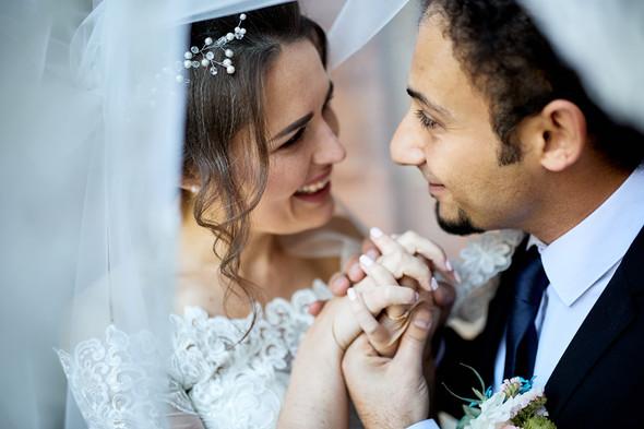 Свадьба Асаада и Елены - фото №18
