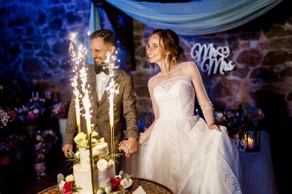 Свадьба в замке Радомысль - фото №110