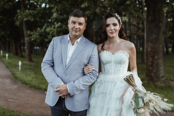 Дмитрий + Лина - фото №193
