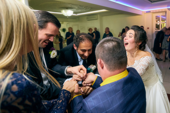 Свадьба Асаада и Елены - фото №49