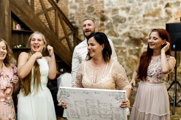 Свадьба в замке Радомысль - фото №97