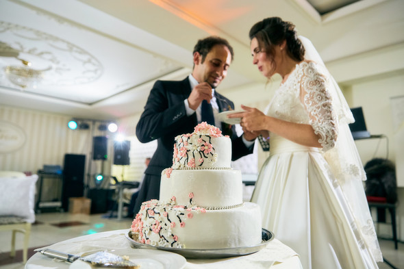 Свадьба Асаада и Елены - фото №113