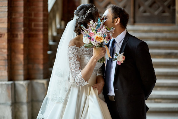 Свадьба Асаада и Елены - фото №13