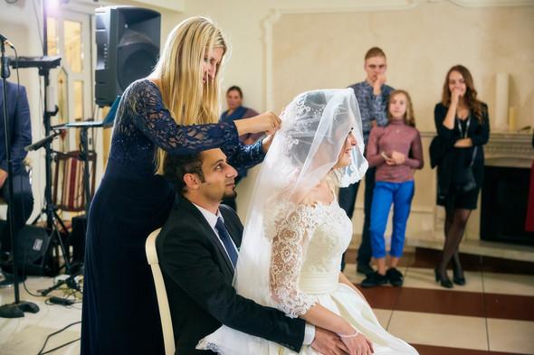 Свадьба Асаада и Елены - фото №121