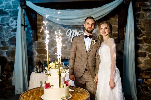 Свадьба в замке Радомысль - фото №112