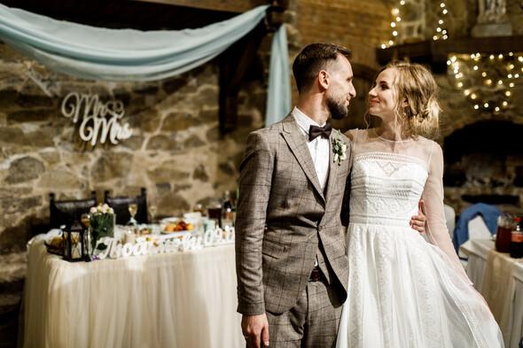 Свадьба в замке Радомысль - фото №126